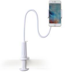 Rock Katlanabilir Telefon ve Tablet Standı Beyaz