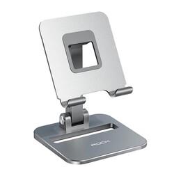 ROCK - Rock Masaüstü Katlanabilir Metal Tablet ve Telefon Standı