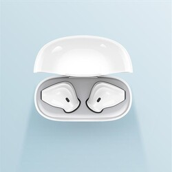 Rock Space Bluetooth Kulaklık Beyaz EB200 - Thumbnail