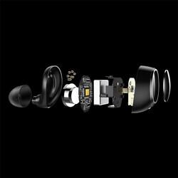 Rock Space Bluetooth Kulaklık Siyah EB10 Kablosuz Stereo - Thumbnail