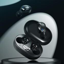 Rock Space Bluetooth Kulaklık Siyah EB62 - Thumbnail