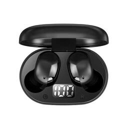 ROCK SPACE - Rock Space Bluetooth Kulaklık Siyah EB62