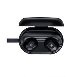 Rock Space Bluetooth Kulaklık Siyah EB80 ANC Kablosuz Stereo - Thumbnail