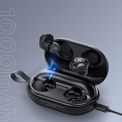 Rock Space Bluetooth Kulaklık Siyah EB80 ANC Kablosuz Stereo
