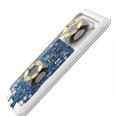 Rock Taşınabilir Kablosuz Şarj Standı W32 2 in 1