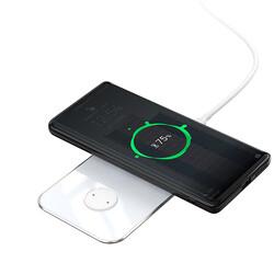 Rock Taşınabilir Kablosuz Şarj Standı W32 2 in 1 - Thumbnail