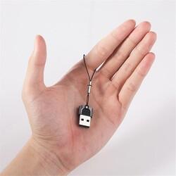 Rock Type C USB Dönüştürücü OTG Siyah - Thumbnail
