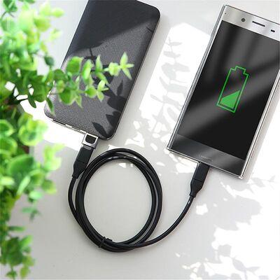 Rock Type C USB Dönüştürücü OTG Siyah