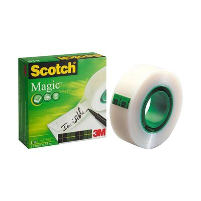 Scotch Görünmez Bant 810-1933 19X33