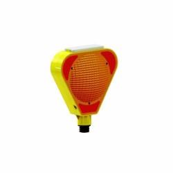 ÜSTÜN A.Ş. - Solar Uyarıcı Lamba Sarı Tr2101