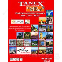 TANEX - Tanex Lazer Etiket Tw-2120 31 X 14 mm