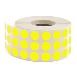 TANEX - Tanex Nokta Etiket Ø:10 Sarı 5000 Adet