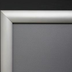 Taroks Alüminyum Çerçeve Gönye Köşe A4 25 mm 21 x 31 cm - Thumbnail