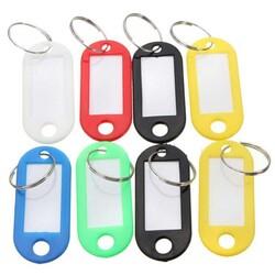 TAROKS - Taroks Mini Plastik Anahtarlık Renkli 100'lü