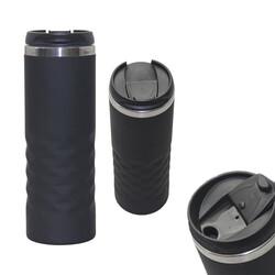 TAROKS - Termos Bardak 400 ml Siyah PZ6219