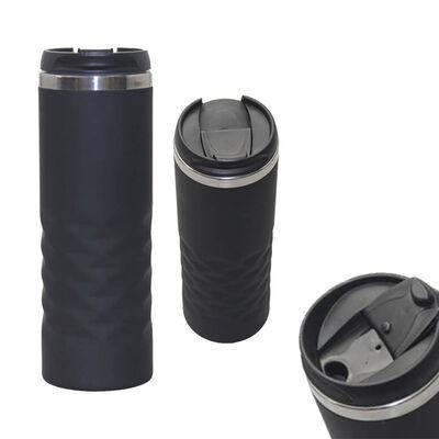 Termos Bardak 400 ml Siyah PZ6219