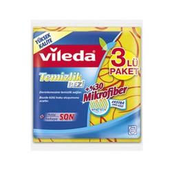 VILEDA - Vileda 3 lü Temizlik Bezi